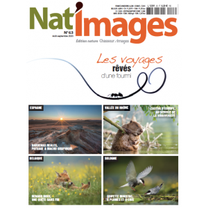 NAT'IMAGES 63 - AOUT/SEPTEMBRE 2020