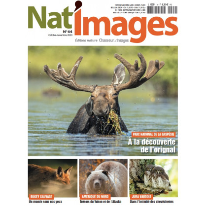 NAT'IMAGES 64 - OCTOBRE/NOVEMBRE 2020