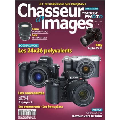 CHASSEUR D'IMAGES 425 - NOVEMBRE 2020