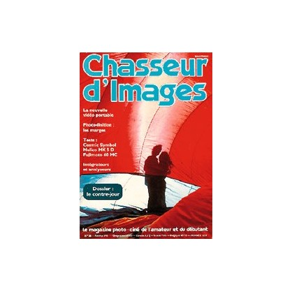 CHASSEUR D'IMAGES N.28