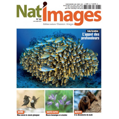 NAT'IMAGES 68 - JUIN-JUILLET 2021