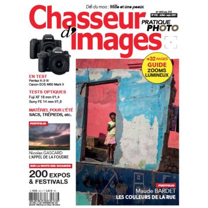 CHASSEUR D'IMAGES 432 - JUILLET/SEPTEMBRE 2021