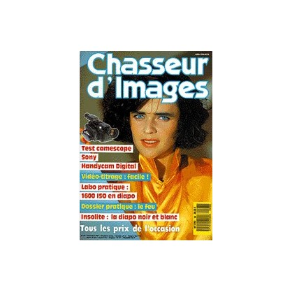 CHASSEUR D'IMAGES N°98