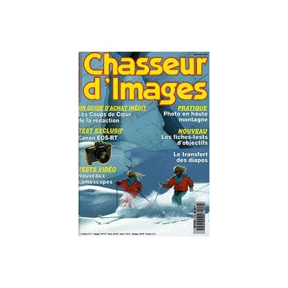 CHASSEUR D'IMAGES N°119