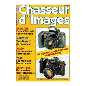 CHASSEUR D'IMAGES N°120