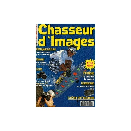 Chasseur d'Images n° 150
