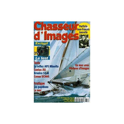 CHASSEUR IMAGES AOUT/SEPT. 96