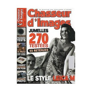 CHASSEUR D IMAGES AVRIL 2000