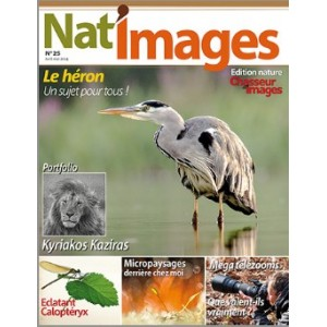Abonnement NAT'Images Europe
